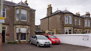 Photo of exterior of Arisaig Guest House, Perth
