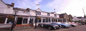 Photo of the exterior of The Grampian Hotel, Perth
