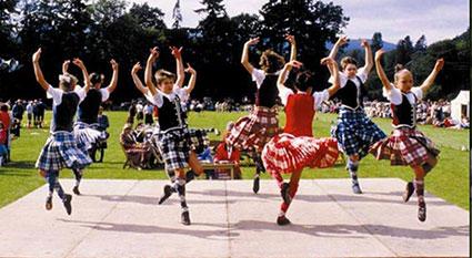 highlanddancers