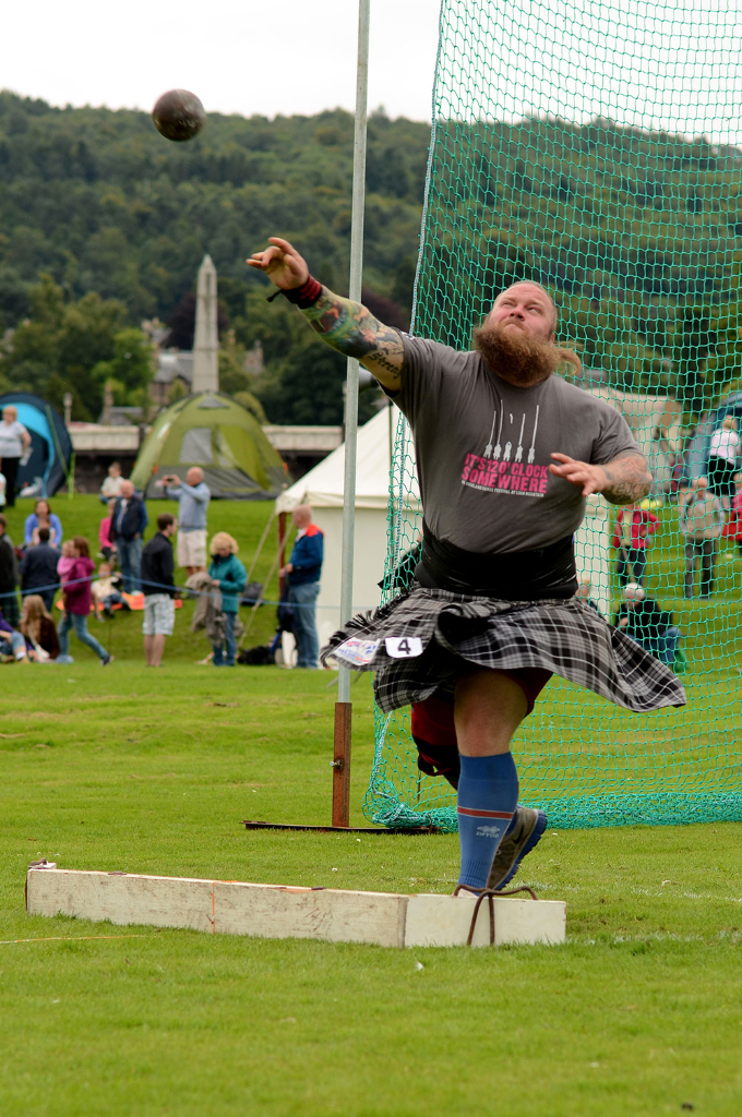 2015 Perth Highland Games Gallery