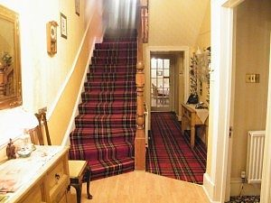 Photo of hallway in Dunallan Guest House, Perth